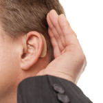 I can't hear you using hearing aid